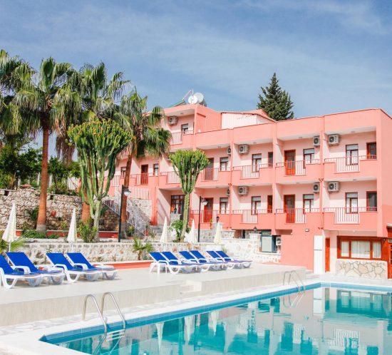 Apollon Hotel Mekan ve Mimari Çekim