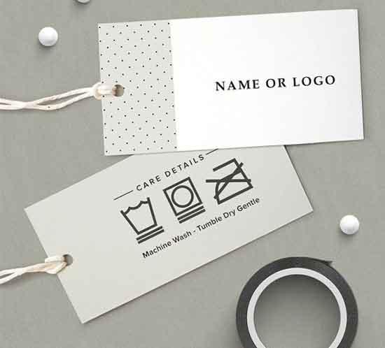 Özel Tasarım Etiket