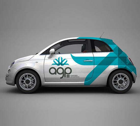 Araç Logo Giydirme