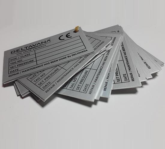 Metal Etiket Ankara